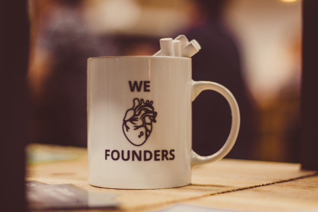 We love founders Startup Founders in London